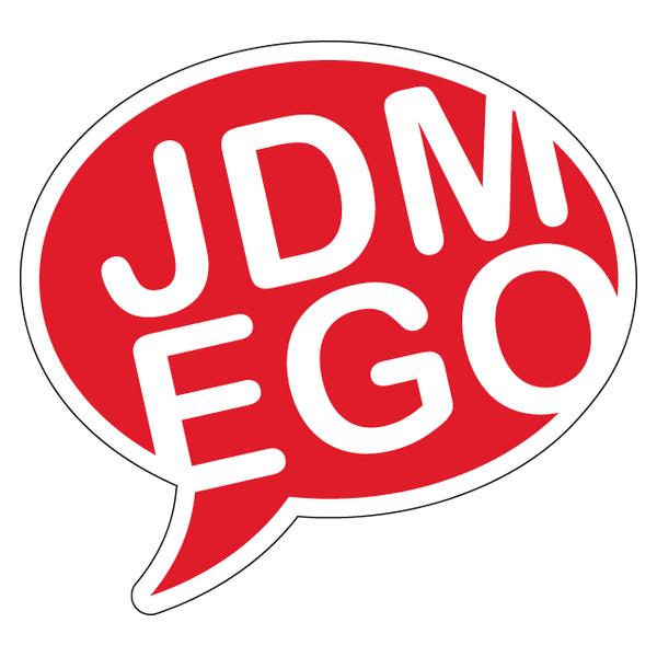 Наклейка JDM EGO, фото 1