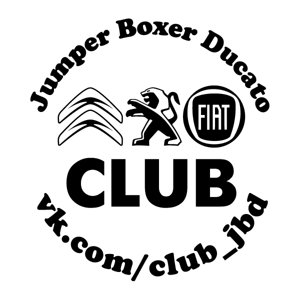 Наклейка JBD Club, фото 13