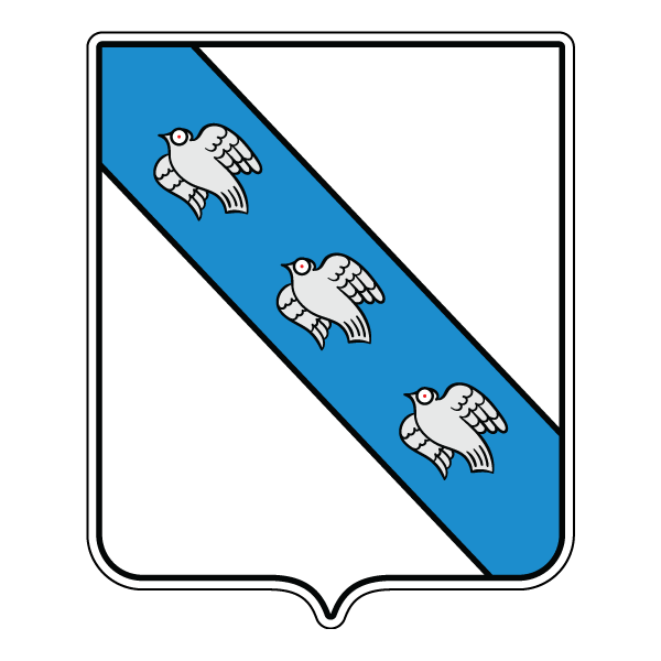 Наклейка Герб города Курск, фото 1