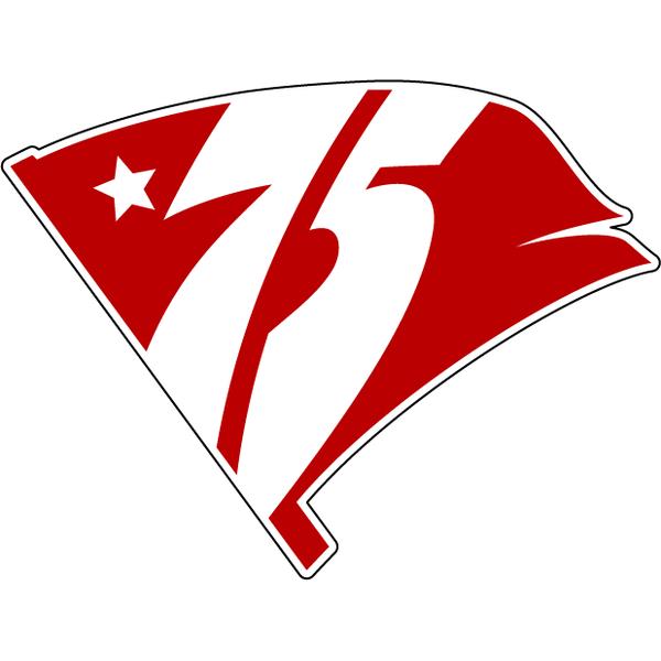 Наклейка 75 лет Победы, фото 1