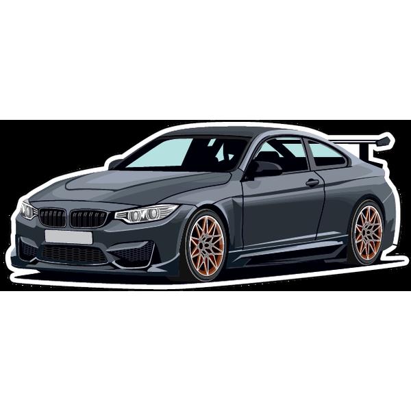 Наклейка BMW-025, фото 1