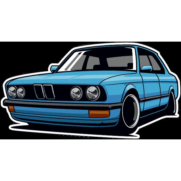 Наклейка BMW-100, фото 1
