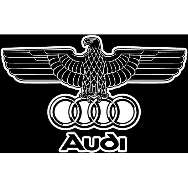 Наклейка Audi Eagle, фото 1
