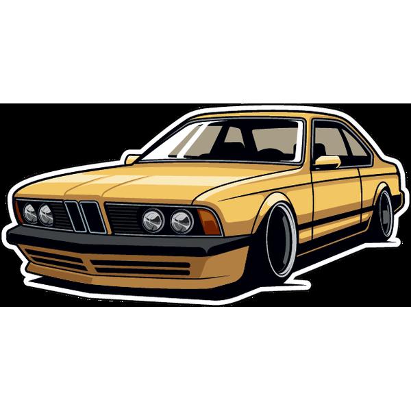 Наклейка BMW-102, фото 1