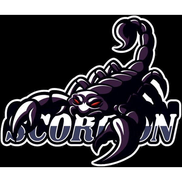 Наклейка Скорпион-012, фото 1