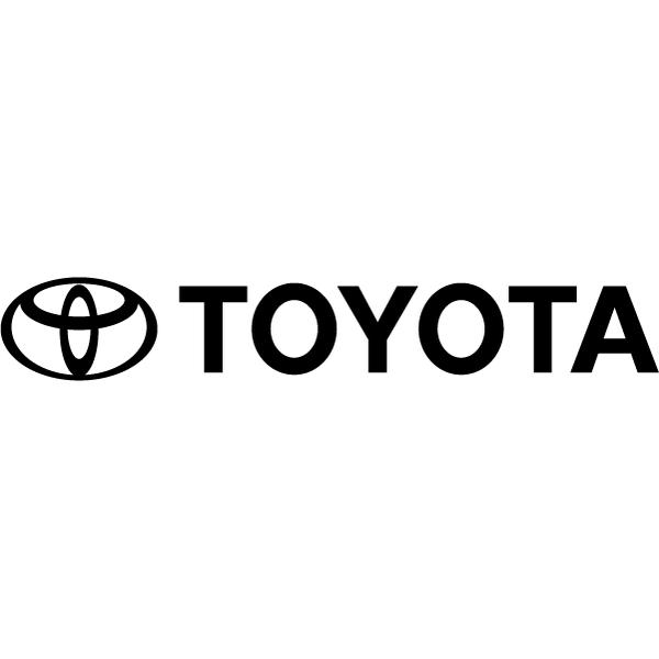 Наклейка Toyota-042, фото 13