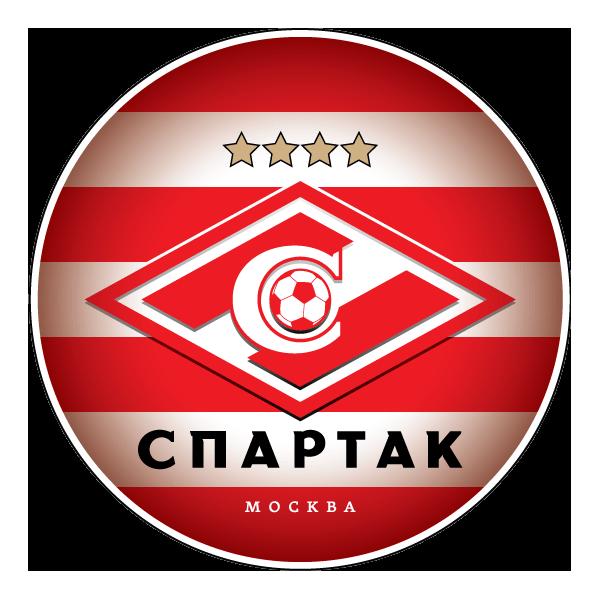 Наклейка ФК Спартак Москва, фото 1