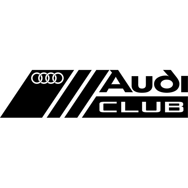 Наклейка Audi Club, фото 13