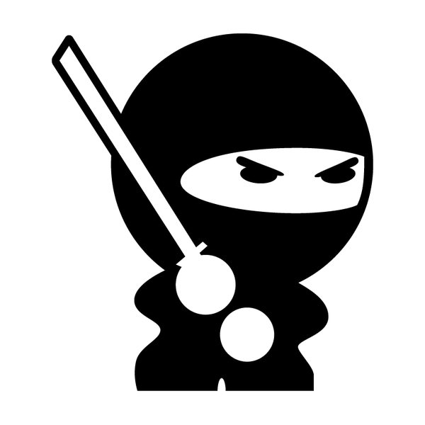 Наклейка Ninja, фото 13