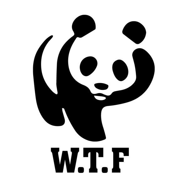 Наклейка W.T.F., фото 13