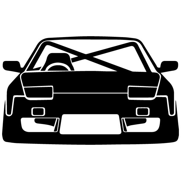 Наклейка JDM car, фото 13