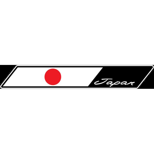 Наклейка Japan, фото 1