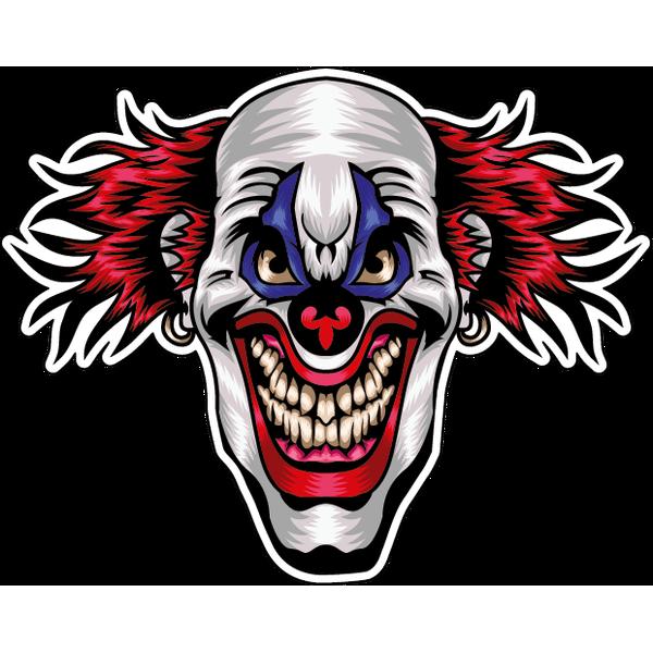 Наклейка Клоун-032, фото 1