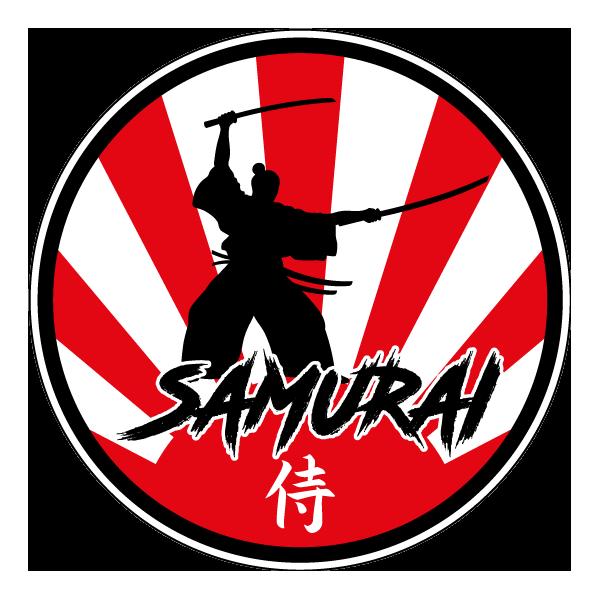Наклейка Самурай-224, фото 1