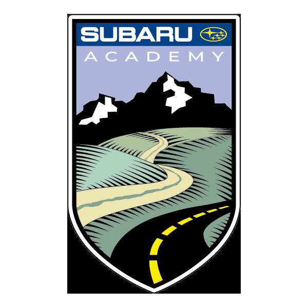 Наклейка Subaru Academy, фото 1