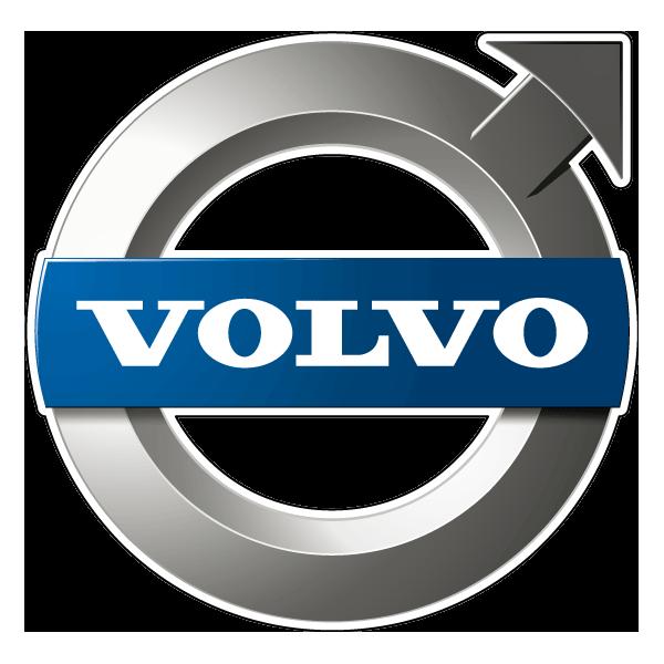 Наклейка Логотип Volvo-017, фото 1