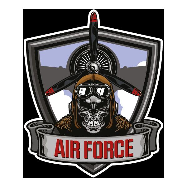 Наклейка Air Force-340, фото 1