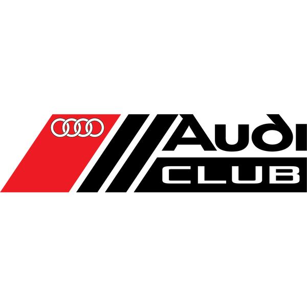 Наклейка Audi Club, фото 3