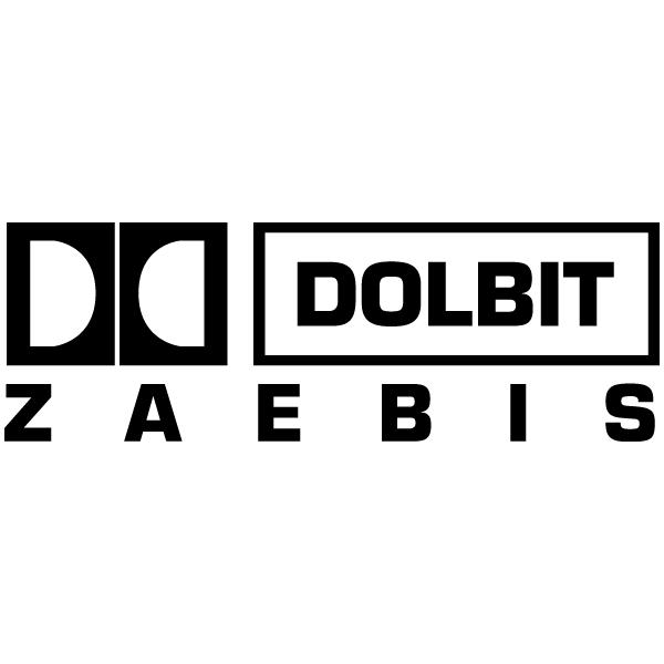 Наклейка Долбит за**ись, фото 13
